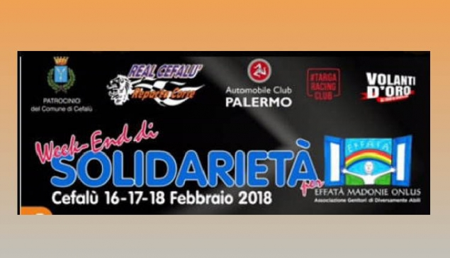 Effatà, Week-End di Solidarietà