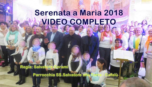 Serenata a Maria 2018 - Video completo