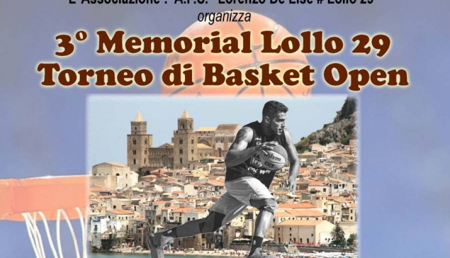 3° Memorial di basket Lollo 29